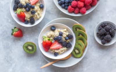 Porridge le petit déjeuner parfait et healthy !